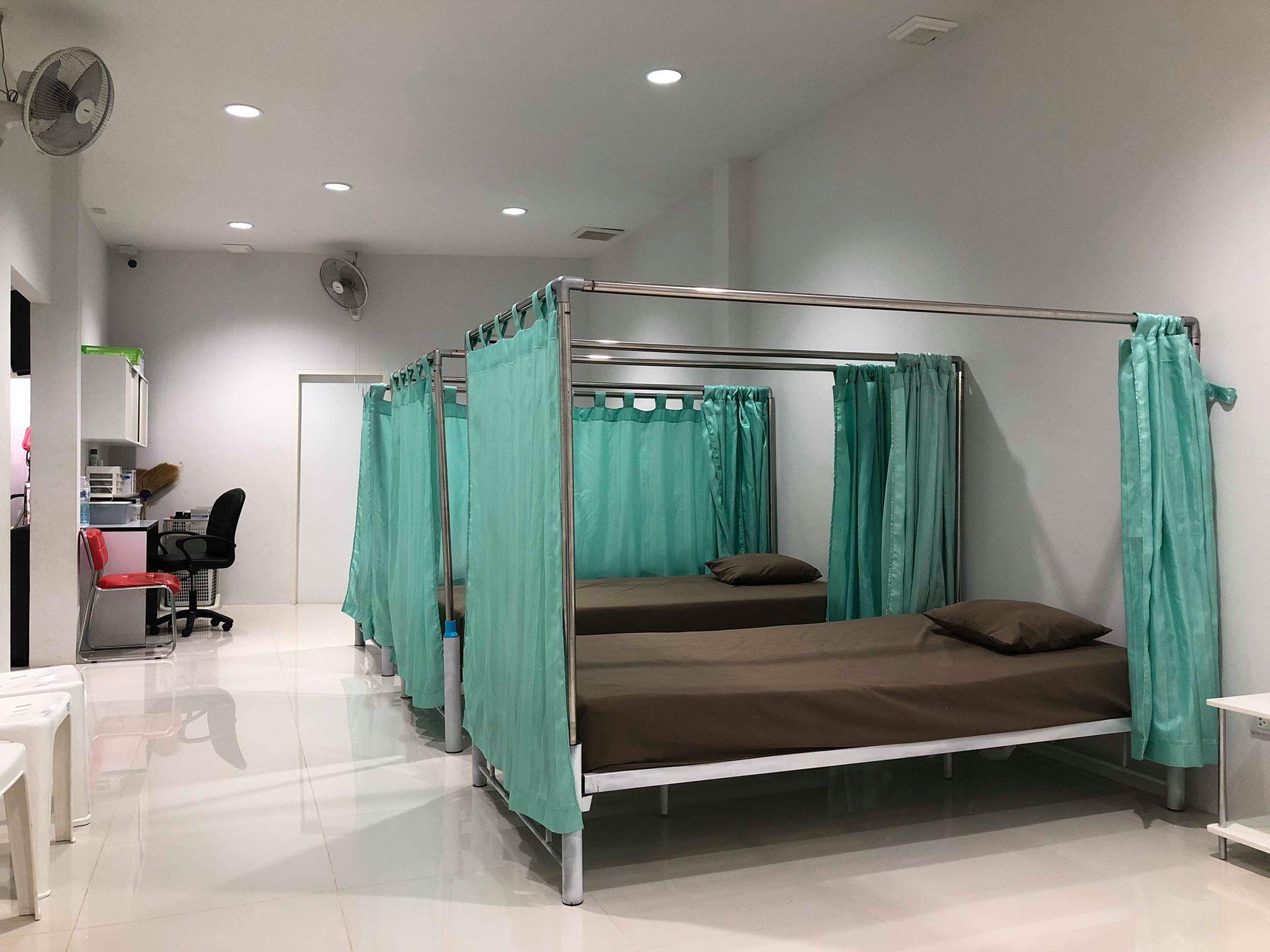 บ้านหมอ ห้องพยาบาล